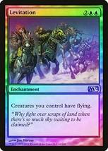 Magic the Gathering LEVITATION Foil Uncommon M12 Core set NM - $0.97