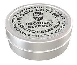 WoodCutter Scented Beard Balm, 2 oz. WoodCutter