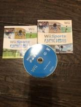 Wii Sports (Nintendo Wii, 2006) Wii Sports Game Disk Book Holder - $14.96