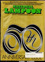 National Lampoon #50, May 1974 - 50th Anniversary Issue, Son-O-God vs Zi... - $10.20