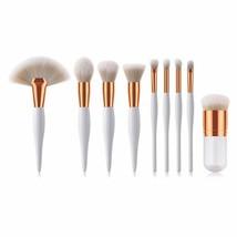 BBL® 9pcs/Set Premium Makeup Brush Set Unique Kabuki Powder Large Fan Blush - €14,07 EUR
