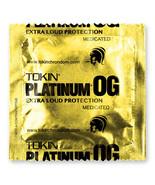 Stink Sack Tokin Chrondom Bag Blaze Master Kush 1 Gram Condom Bag 5-Pack - $20.00