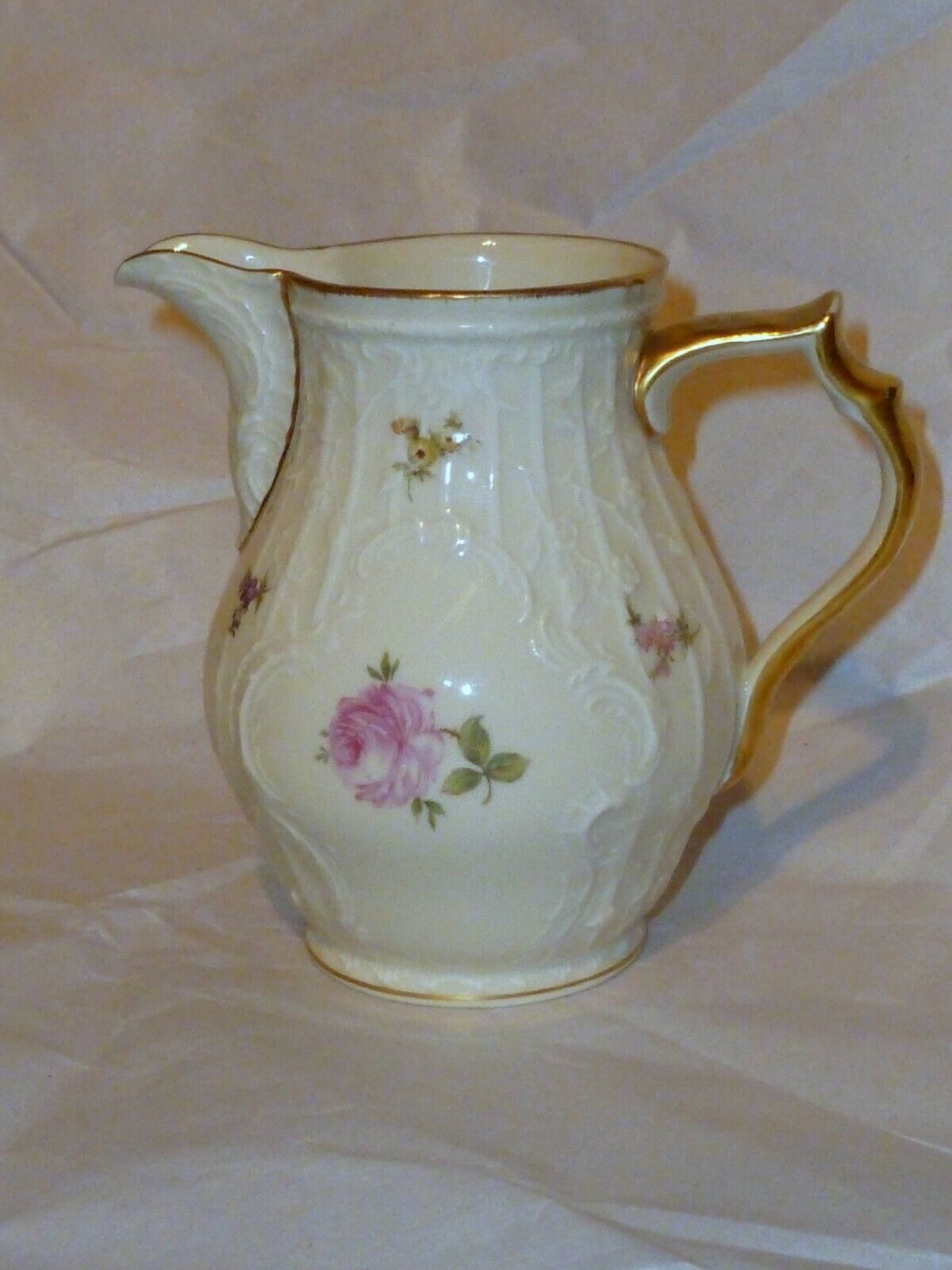 Primary image for Rosenthal Sanssouci Ivory Creamer / Pitcher 5""