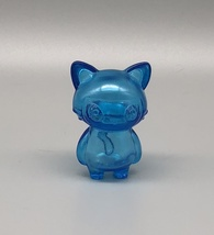 Max Toy Blue Clear Mini Cat Girl image 1