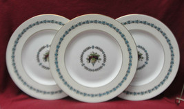THREE (3) WEDGWOOD China - APPLEDORE Pattern #W3257 - DINNER PLATES - €34,56 EUR