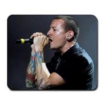 Linkin Park Chester Bennington 2 Mouse pad New Inspirated Mouse Mats Ac8 - $6.99