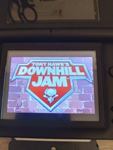 Nintendo Game Boy Advance GBA Tony Hawk's Downhill Jam image 1