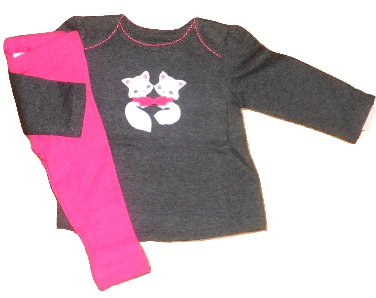 001f3eeecc5ff Gymboree Baby Girls Arctic Fox Tee Leggings and 50 similar items. S l1600