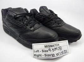 MISMATCH Brooks Addiction Walker Size 9.5 M Left & 10 D WIDE Right Women's Shoes