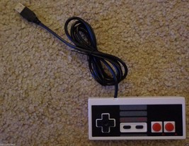 Nintendo Classic Style USB wired controller for PC and Mac New Loose as ... - $10.56