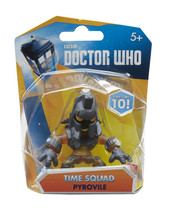 Doctor Who Time Squad Collectable Action Figure - Pyrovile -  05772 - New - $8.95