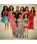 HUGE Barbie Doll Asian Miko Kira Raquelle Tris Lea Vintage Modern Lot OO... - $45.00