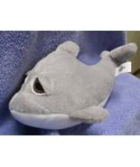 "Emerald Toy Plush Dolphin CUTE 10.5"" Lgth Stuffed Animal Toy - $5.76"