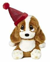 "Aurora World Sad Sam Lil Pup Birthday Plush 7.5"". Item #15384. W/ Birthd... - $19.59"