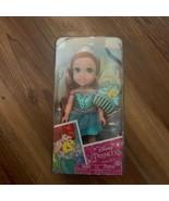 "Disney Princess The Little Mermaid Petite Ariel 6"" Doll Jakks New - $18.00"