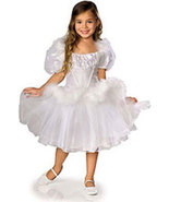 Toddler Girls Swan Lake Musical Ballerina Princess Halloween Costume - $31.00