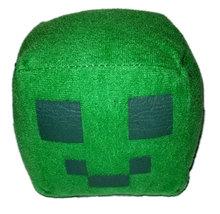 Green Cube Pixel Pals Video Game Plush - $4.88