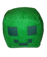 Green Cube Pixel Pals Video Game Plush - $4.88