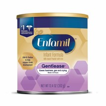 Enfamil Gentlease Sensitive Baby Formula Gentle Milk Powder, 12.4 ounce ... - $23.36