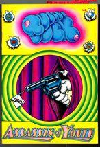 Rubber Duck #2, Print Mint 1972, vintage underground comix - $8.25