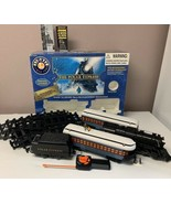 Lionel The Polar Express G Gauge Train Se t# 7-11022 With Remote Works No Bell - $96.75