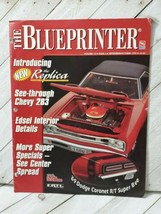 AMT Ertl Blueprinter Newsletter Volume 13 Issue 5 1999 1968 dodge corone... - $11.88