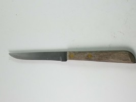 Steak Knife 4-Inch Blade Wood Handle 7.75-Inch Overall - $11.51