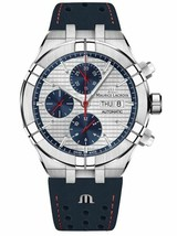 AUTHORIZED DEALER Maurice Lacroix Aikon AI6038-SS001-133-1 44mm Watch - $2,960.10