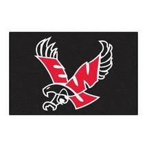 Fanmats NCAA Eastern Washington Eagles Black Starter Mat Area Rug Del. 2-4 Days - $24.74