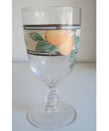 Mikasa Garden Harvest Water Goblet - $21.47