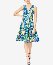 Betsey Johnson Women's Cotton Floral Casual Dress Pick your size #970 - $24.99