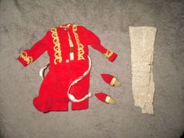 Vintage Barbie Doll Outfit - Arabian Nights Ken #0774 - 1964 BW Label image 2