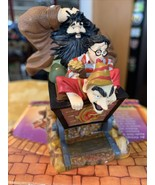Dept 56 Harry Potter Secret Boxes Harry and Hagrid At Grincotts LE 2000 ... - $24.99