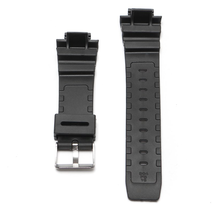25mm Black Silicone Rubber Watch Strap Band + Tool For CASIO G Shock - $61.84