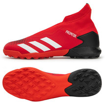 Adidas Predator 20.3 LL TF Turf Football Shoes Soccer Cleats Red EE9576 - $109.99