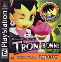 Misadventures Of Tron Bonne PS1 Great Condition Fast Shipping - $161.43