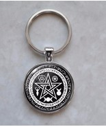 Wicca General Love Spell witchcraft magic pagan celtic occult Keychain - $14.00+