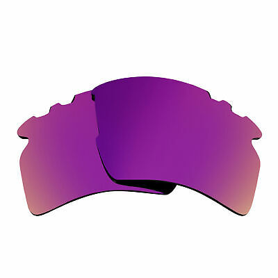 Primary image for Polarized Replacement Lenses for-Oakley Vented Flak 2.0 XL Sunglasses Purple