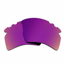 Polarized Replacement Lenses for-Oakley Vented Flak 2.0 XL Sunglasses Purple - $8.80