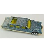 Vintage 1990 Hot Wheels Glitter Limousine - $14.50