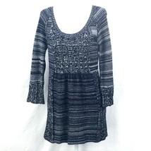 Calvin Klein Jean Women's 3/4 Sleeve Empire Waist Scoop Neck Sweater Top... - $26.45
