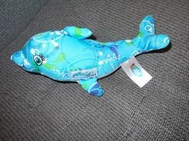 ABC Dolphin Plush 2012 Girl Scouts Plush Stuffed Animal Toy - $9.29