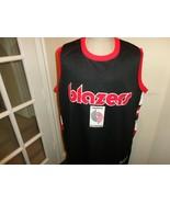 Vtg Sewn Majestic Hardwood Classics Portland Trail Blazers NBA Jersey Fi... - $49.49