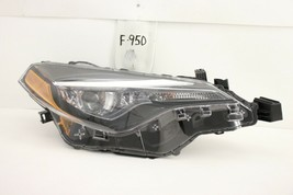 Oem Headlight Head Light Lamp Headlamp Toyota Corolla 17 18 19 Led Rh Damaged - $118.80