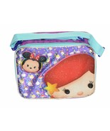Tsum Tsum Minnie and Ariel Kids Lunchbag - $8.86