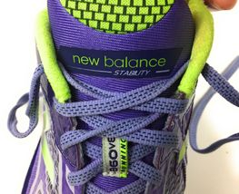 New Balance 860v6 Athletic Running Shoes W860GP8 Purple Green Women's Size 8 US image 8