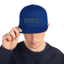 nypd yankees hat / nypd yankees / Snapback Hat image 3
