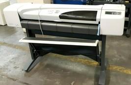 "HP DesignJet 500PS 42"" Model C7770C Large Format Roll Printer – FREE SHI... - $1,927.53"