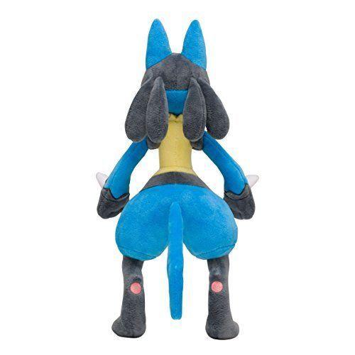 Pokemon Center Original plush doll Lucario