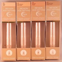BUY 2 GET 1 FREE! (Add 3) Revlon Age Defying Spa Concealer (CHOOSE YOUR ... - $4.79+